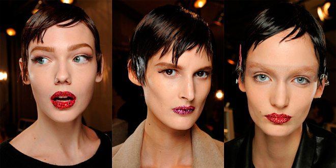 модели дома Christian-Dior