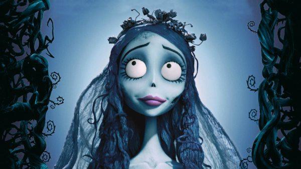 Corpse Bride Тима Бертона