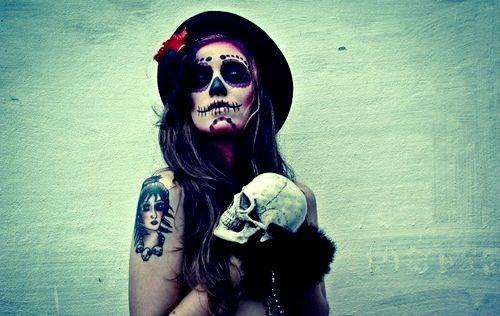 образ на праздник Halloween
