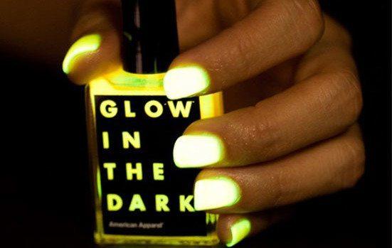 яркий и броский nail art
