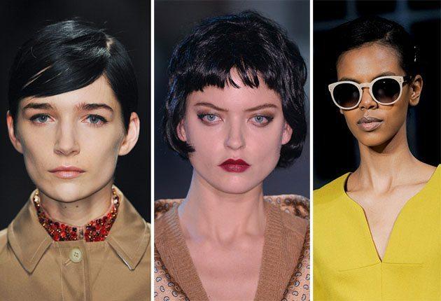 три разных модели