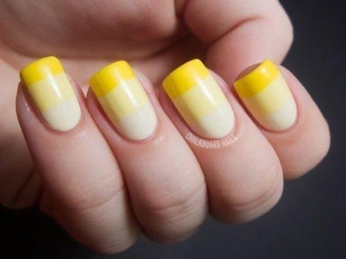 лимонный френч