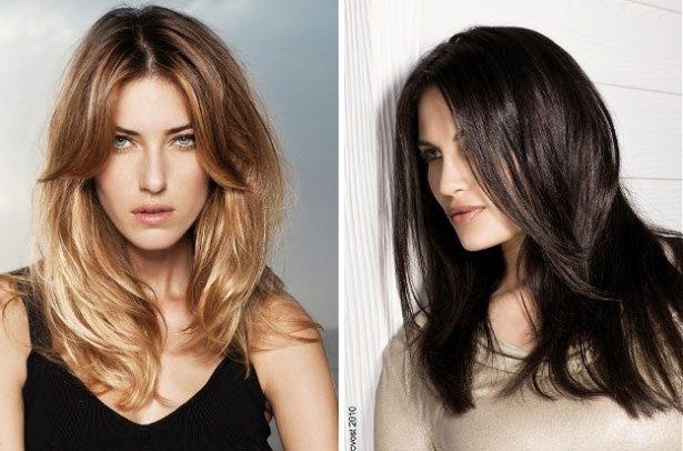 Стрижки на 2014 на длинные волосы
