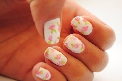 романтичные цветочки