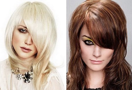 милая блондинка и шатенка