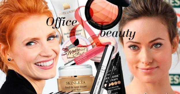 макияж для офиса
