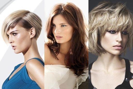 три красивые девушки