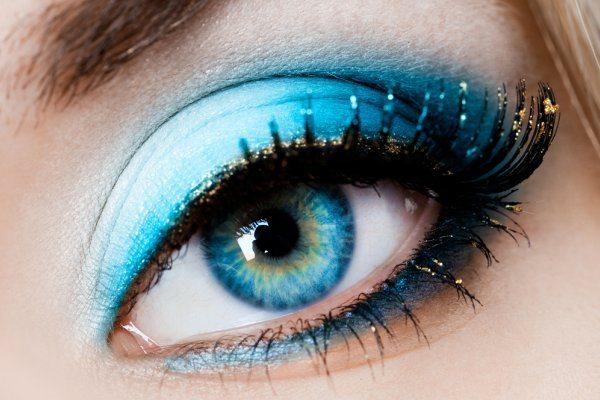 красивый makeup