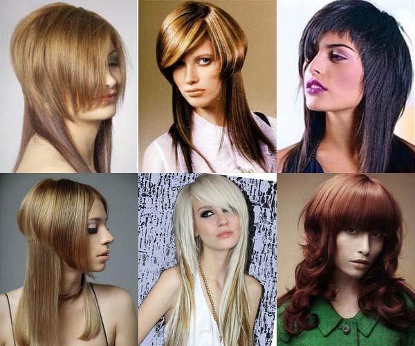 шесть очаровательных девушек