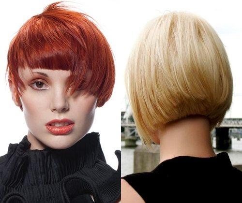 рыжая девушка и блондинка
