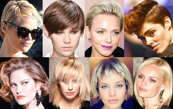 восемь очаровательных девушек