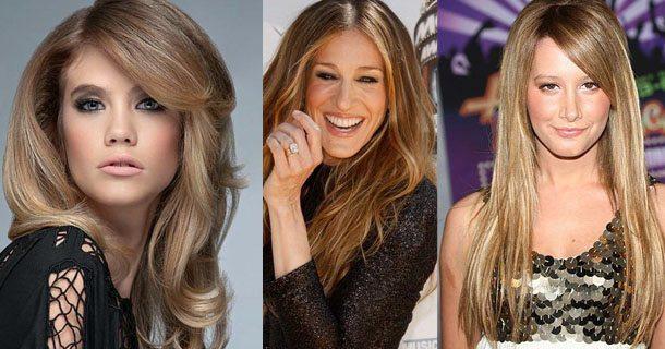 три роскошных красавицы