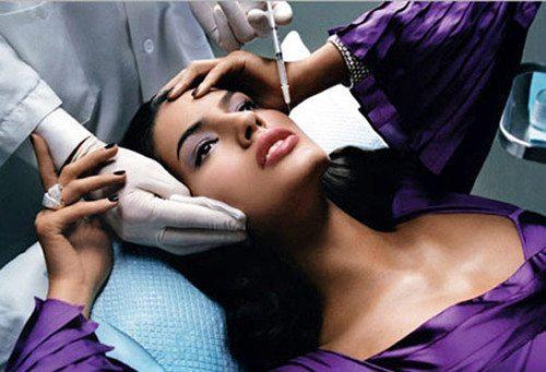 инъекция для кожи лица