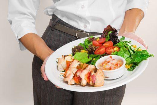 здоровый обед для похудения