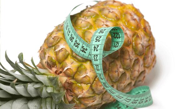 фрукт, сжигающий жир