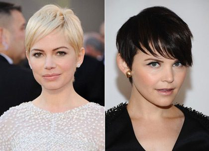 две актрисы из Голливуда