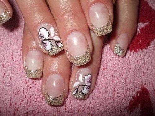 наращенные ногти