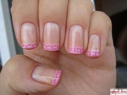 симпатичный розовый дизайн