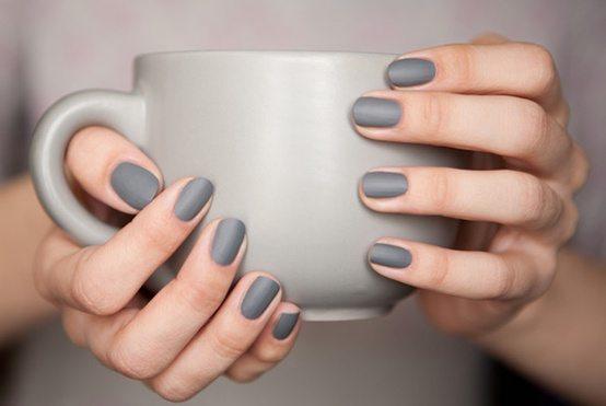 серый матовый дизайн