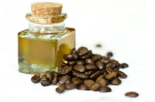 зерна и эфирное масло