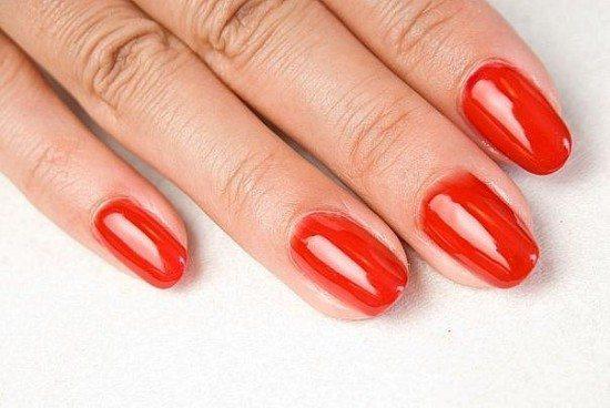 яркий красный дизайн