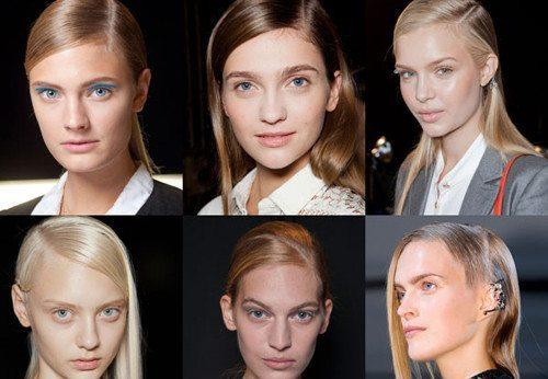 шесть моделей красавиц