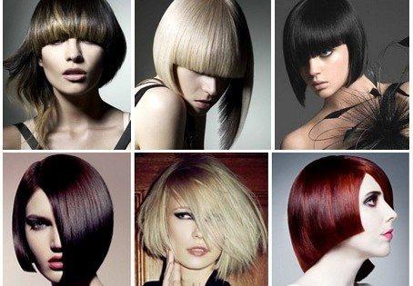 шесть разных моделей