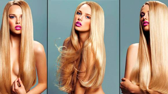сильная блондинка