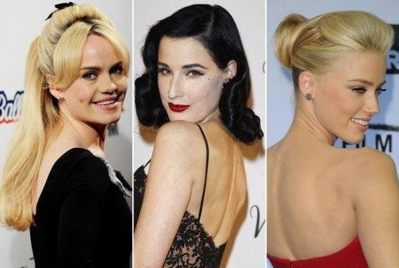 три голливудских звезды