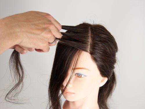парикмахерский манекен