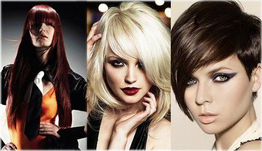 три разные девушки