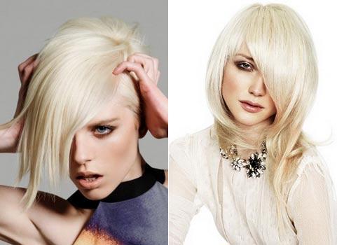 яркие блондинки