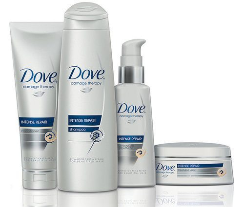 DOVE DAMAGE THERAPY INTENSE REPAIR