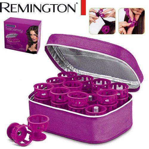 термические бигуди remington