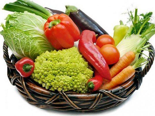 овощи для диеты 7 лепестков