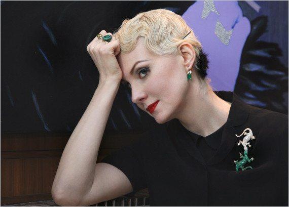 Актриса Рената Литвинова
