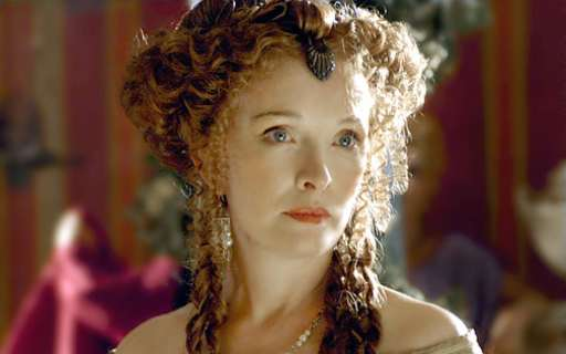 римская дама