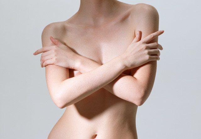 обнаженное тело