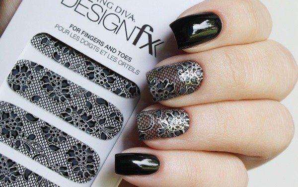 арт-стикеры для ногтей