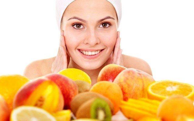 фрукты для обогащения организма витаминами