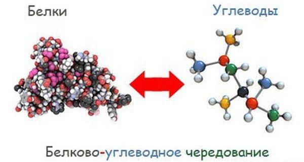 Буч диета белково углеводное чередование