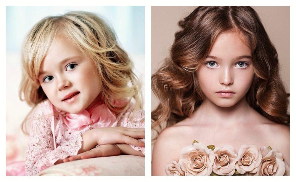 красивые девочки