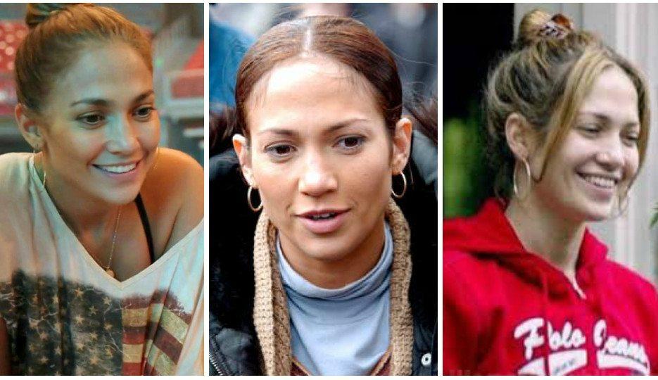Lopez без косметики