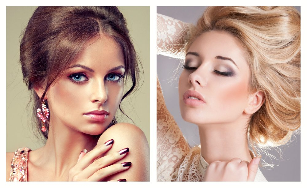 make-up для выпускницы