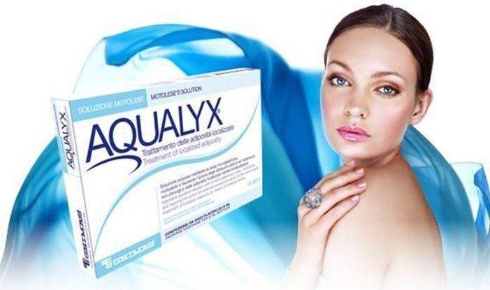 Aqualyx для интралипотерапии