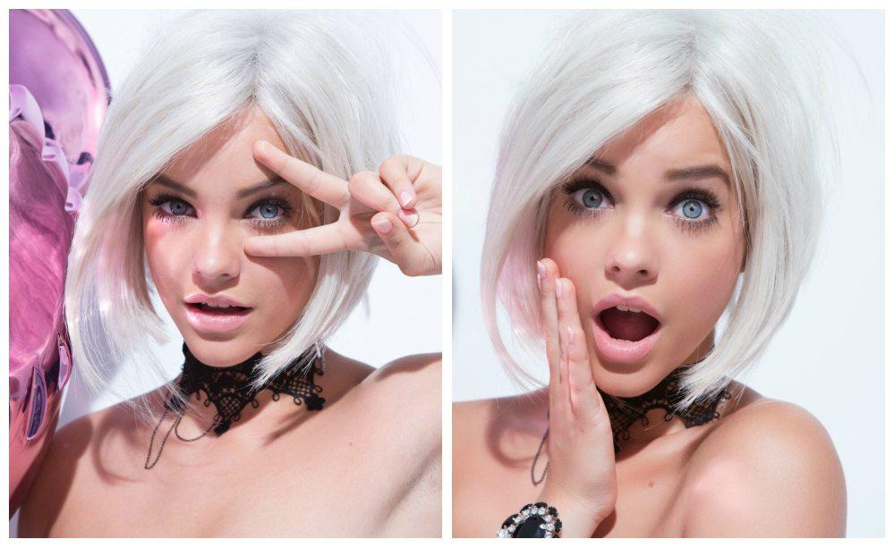 Девушка из рекламы мисс манга фото