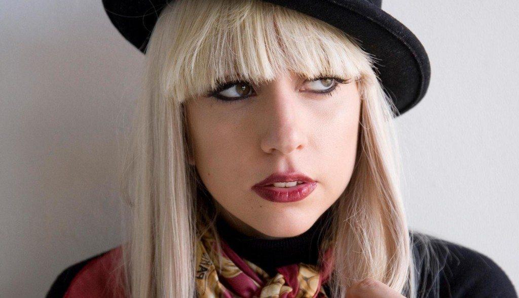 Lady Gaga и ее мейк ап