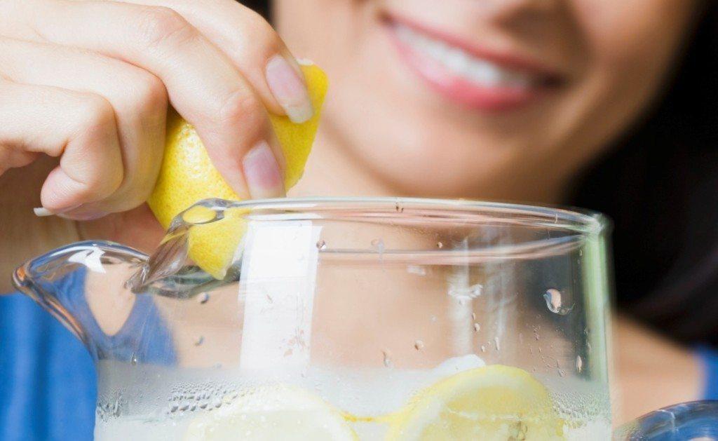 выдавливание сока