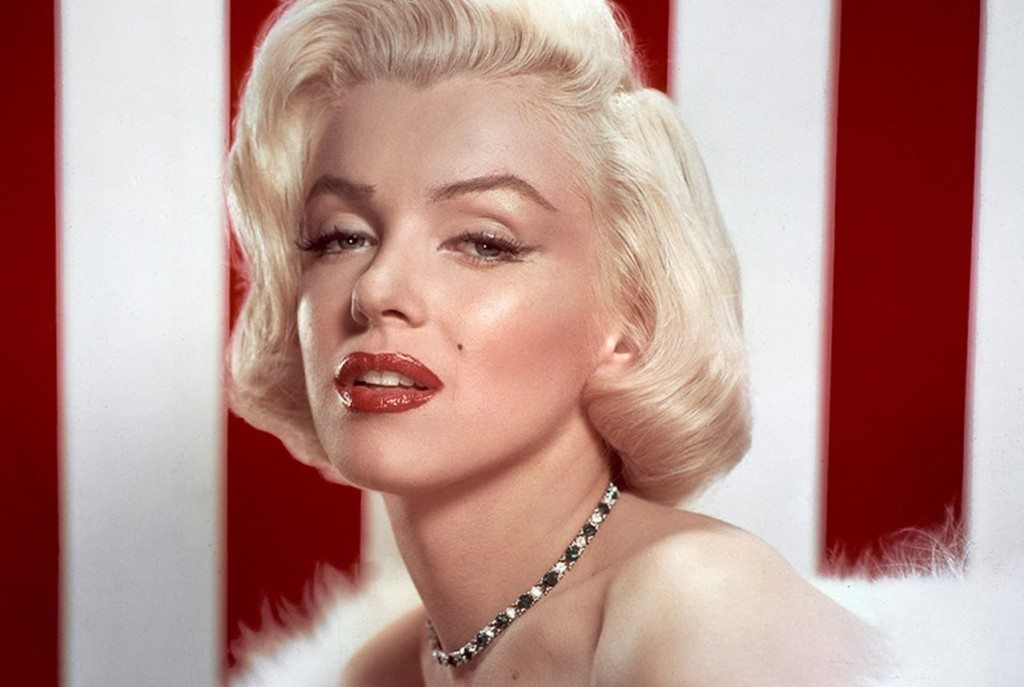 легендарный макияж Marilyn