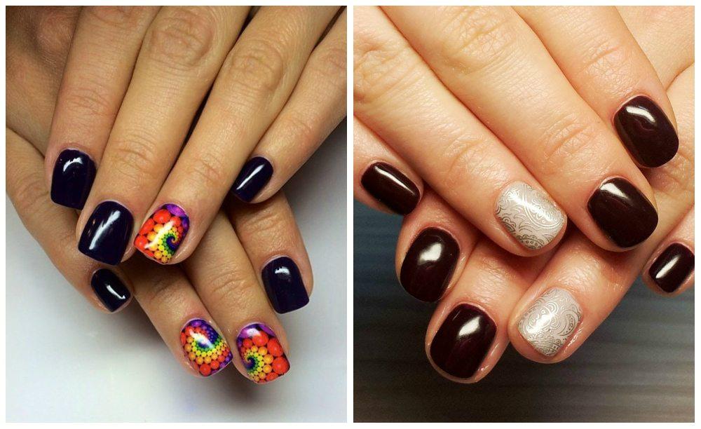 стильный nail дизайн